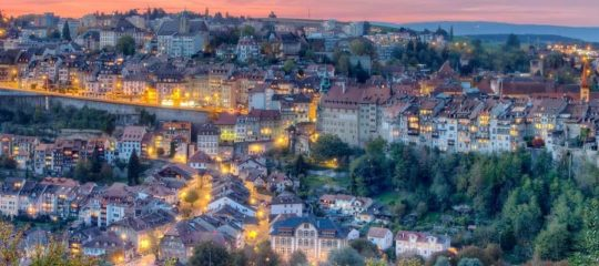 agence immobiliere a Fribourg