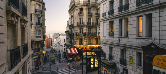 bien immobilier rapidement sur Paris